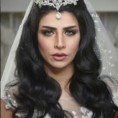 Zahra Al Shawaf Makeup Artist