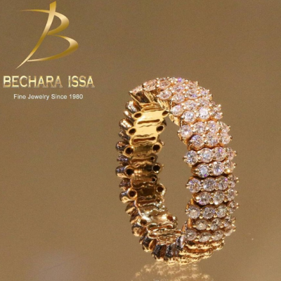 Bechara Issa Jewelry