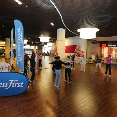 Fitness First - Abu Dhabi