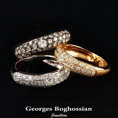 Georges Boghossian Jewelry