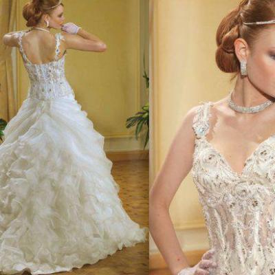 AllutA RobeS Robe de mariée