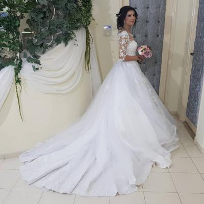 انيس و وصال لفساتين الزفاف