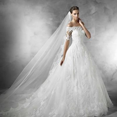 اروس كارتاج لفساتين الزفاف