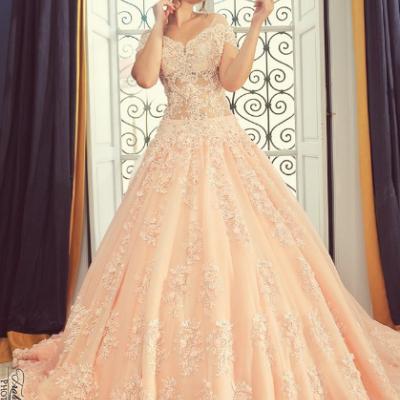 بن آغا وسام لفساتين الزفاف