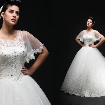 Challouah Kais Wedding Dress