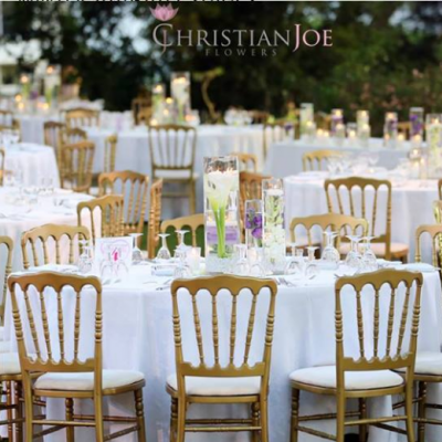 Christian Joe Flowers Wedding Planner