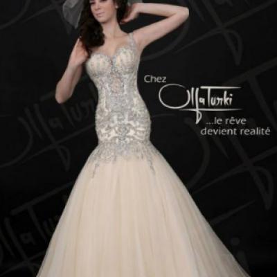 Dar El Fouta Pour les Robes de Mariées