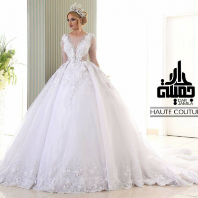 Dar Jamila Robe de Mariée