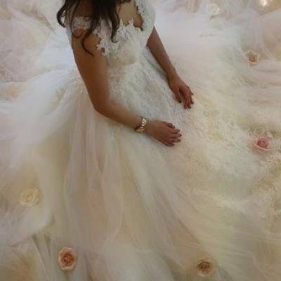 سبيس السيدة فايدة الظاهري لفساتين الزفاف