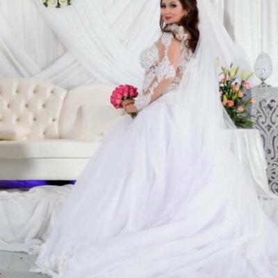 Espace Nour de Sihem Msaddak  Robe de Mariée