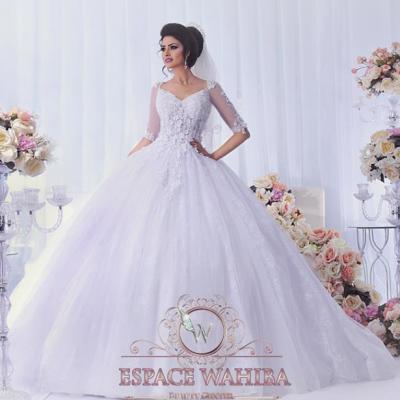Espace Wahiba Coif Pour les Robes de Mariées