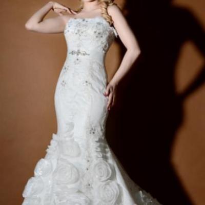 فيسل لفساتين الزفاف