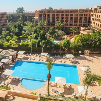 Grand Mogador Menara Hotel