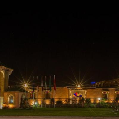 Hotel Riad Ennakhil Hotel & SPA
