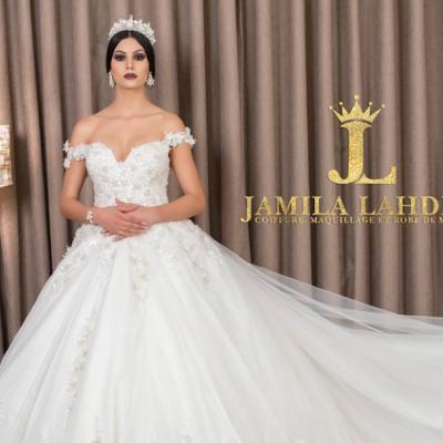 Jamila Lahdiri - Dar Laroussa - Pour les Robes de Mariées