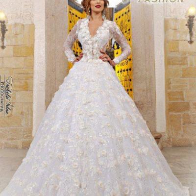جانت فاشن لفساتين الزفاف