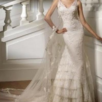 La Mariée Elégante Pour les Robes de Mariées