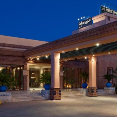 Le Meridien N'fis Hotel