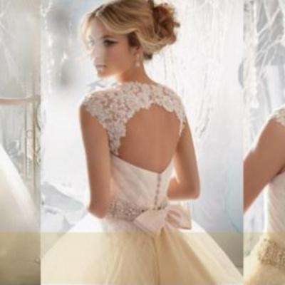 Maria Abidal Fashion Pour les Robes de Mariées