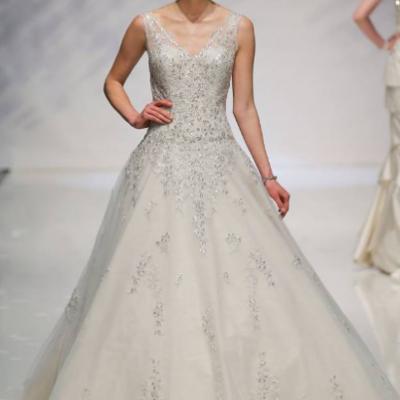 Miss Bride Pour les Robes de Mariées