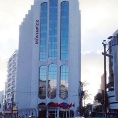Movenpick Hotel Mansour Eddahbi & Palais des Congrès Marrakech