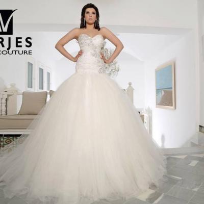 نرجس لفساتين الزفاف
