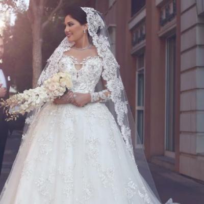 Noura Haute Couture Pour les Robes de Mariées