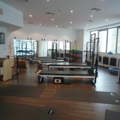 Pilates Bahrain Gym