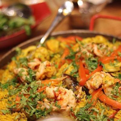 Saladicious Resturant