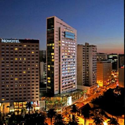 فندق سوفيتل الدار البيضاء تور بلانش