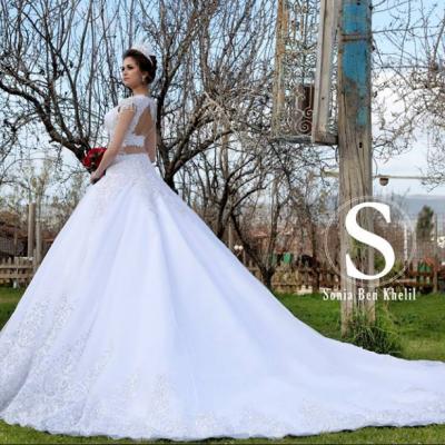 Sonia Ben Khelil Couture Robe de mariée