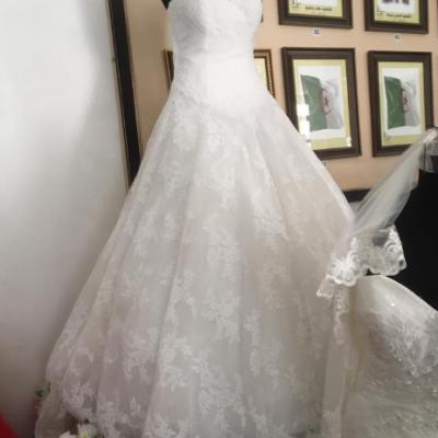 Tendance jj Pour les Robes de Mariées