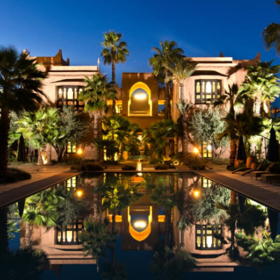 Tigmiza Suites & Pavillons Hotel