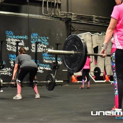 Unlimited Plus Crossfit