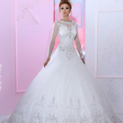 Violette Robe de mariée