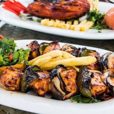 Al Dhafra Restaurants