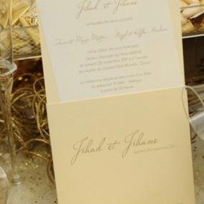 Arli Wedding Cards