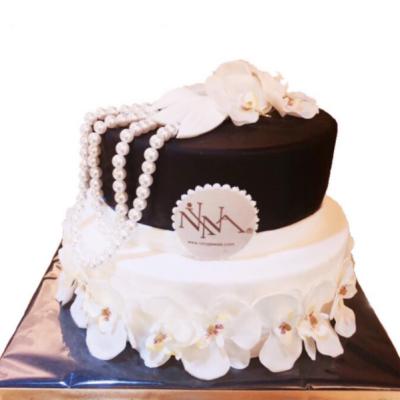 Chocolatine Cake