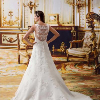 بركات لازياء العرائس