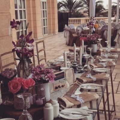 Flower Tag Wedding Planner