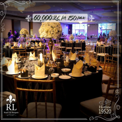 Royal Lily Banquets