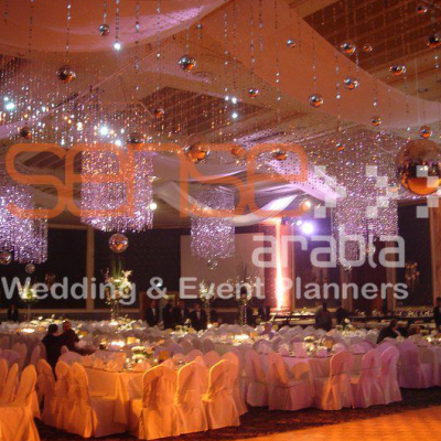 Sense Arabia Wedding Planner