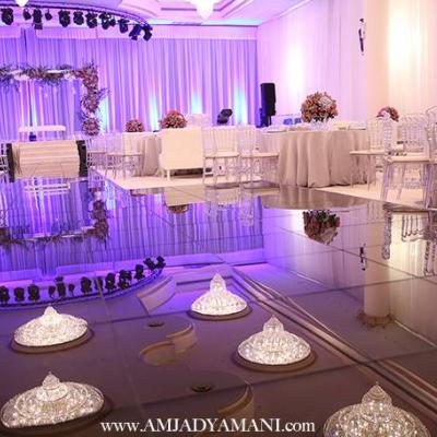 Amjad Yamani Wedding Planner