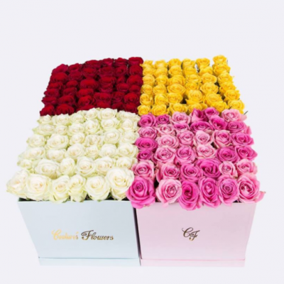 Couture's Flowers