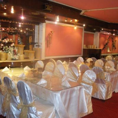 Golden Lauren Wedding Hall