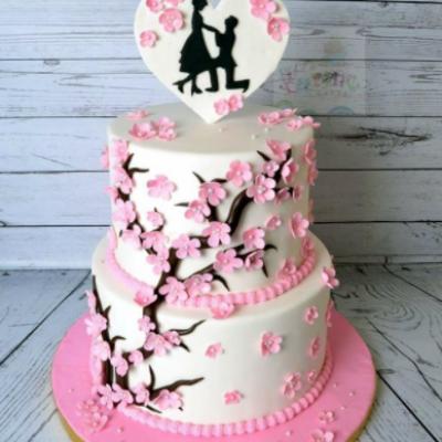 La Farine Cake