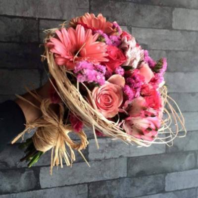Pretty Pink Flower Shop