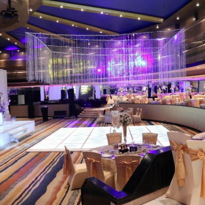 Purple Event Planner