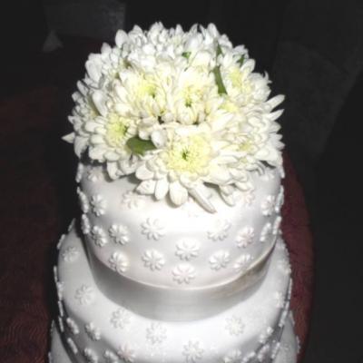 Quaintrelle for Wedding Cake