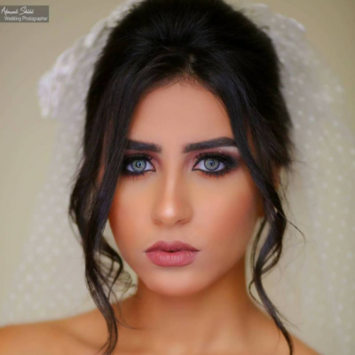 Makeup Artist Dina Saoud